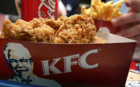 KFC venezuela