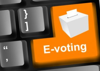 blockchain e-voting
